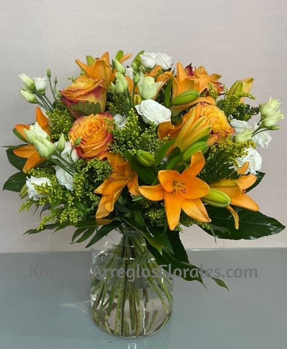 Ramo de flores para regalo Cáceres