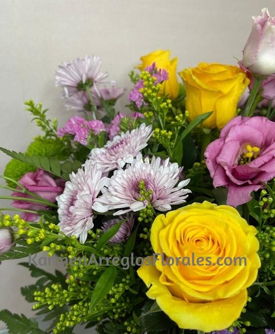 Bouquet Variado Hungría