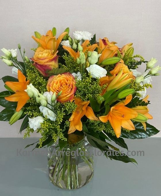 Ramo de Flores Luxemburgo