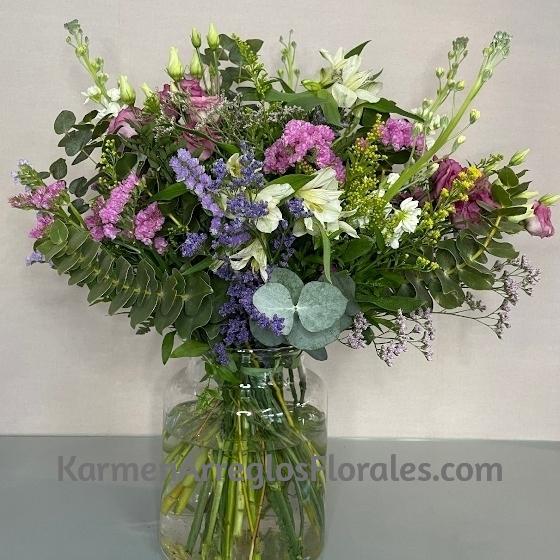 Ramo de Flores Toscana para Cáceres