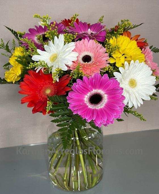 Ramo de Flores Colores Variados