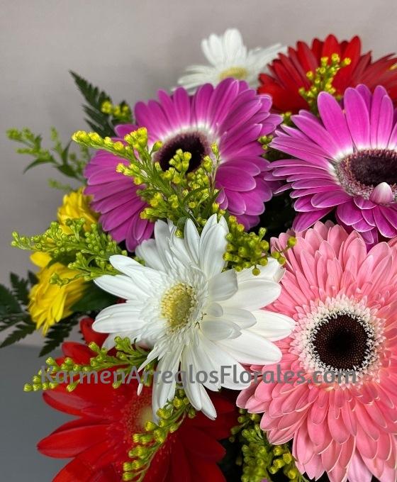 Bouquet Colores Variados